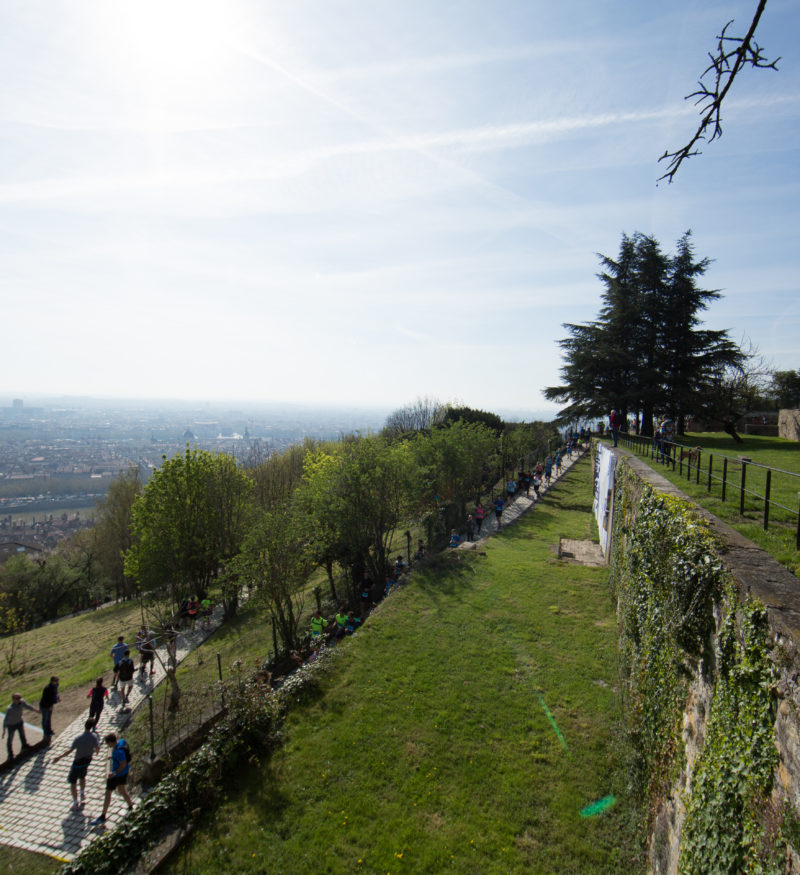 Vue de Lyon - Lyon Urban Trail – Trail Urbain – LUT - © Gilles Reboisson