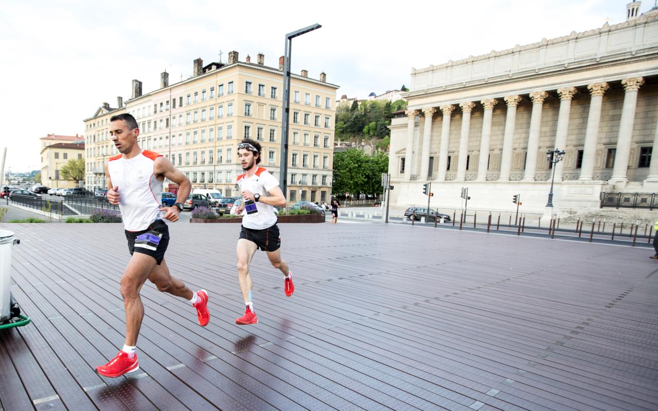 Course à pied - Les épreuves - Lyon Urban Trail – Trail Urbain – LUT