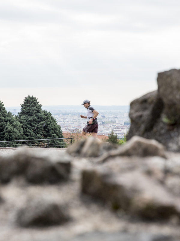 Théatre antique de Fourvière - Lyon Urban Trail – Trail Urbain – LUT - © Gilles Reboisson