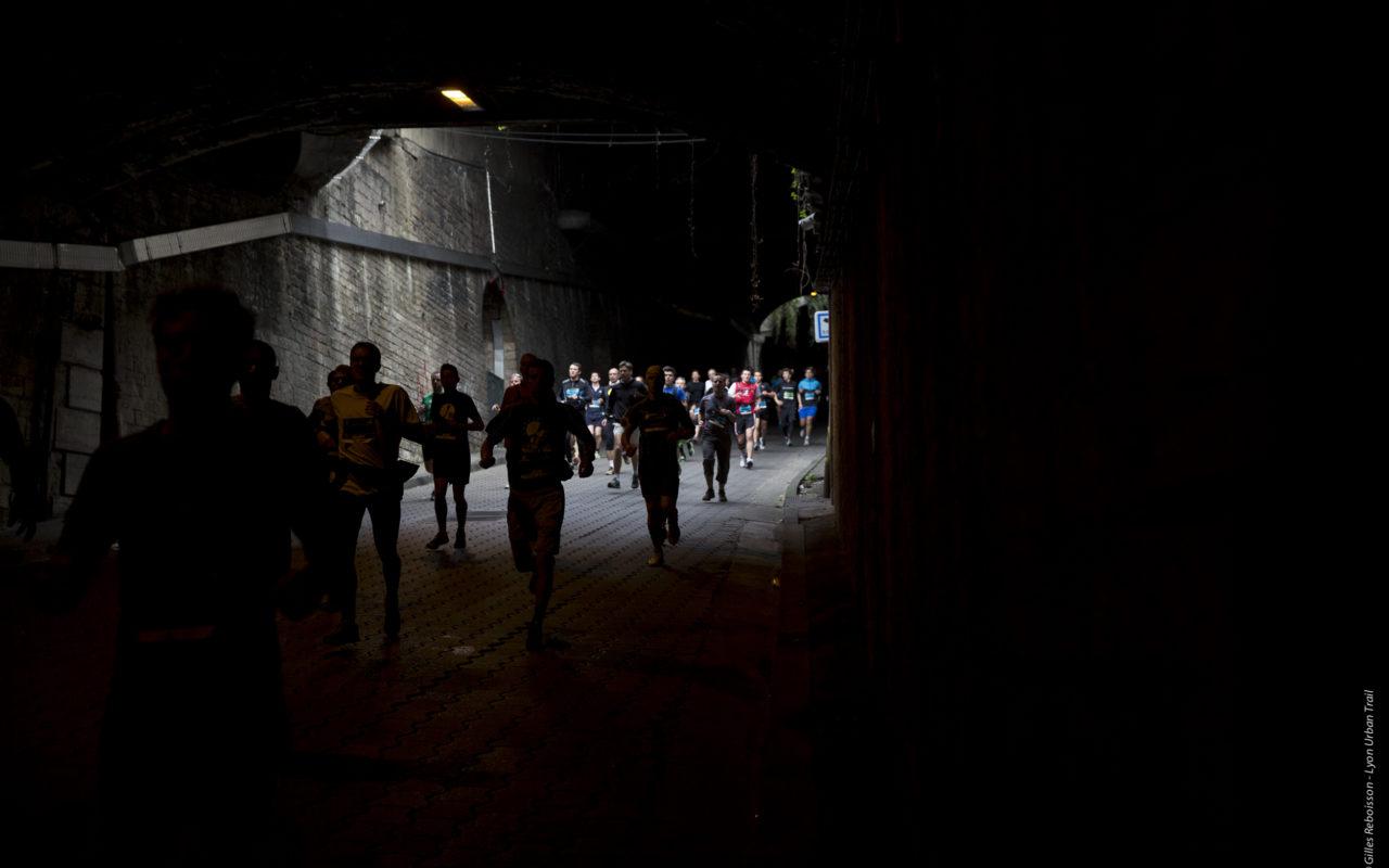 Colline de la croix rousse - Lyon Urban Trail – Trail Urbain – LUT - © Gilles Reboisson