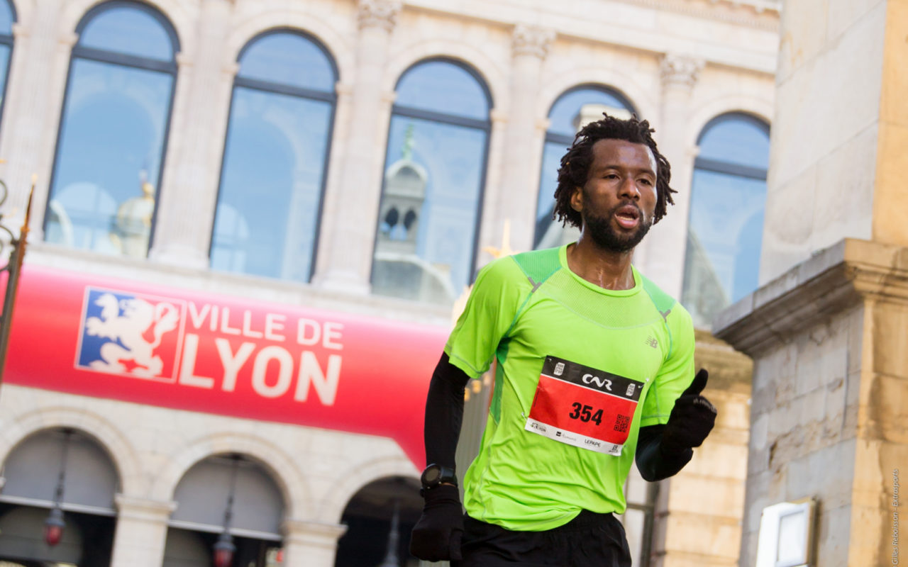 Hôtel de Ville - Lyon Urban Trail – Trail Urbain – LUT - © Gilles Reboisson