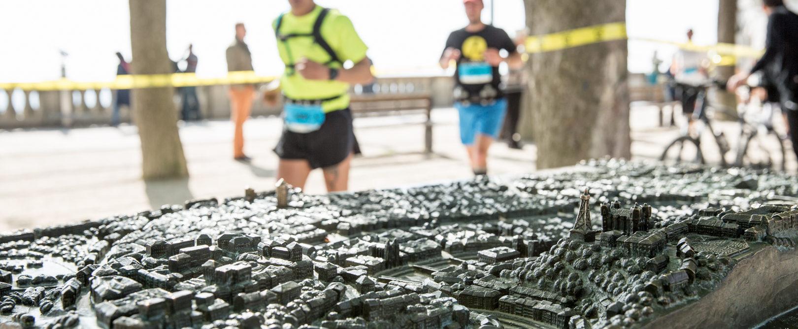 Course à pied - Lyon Urban Trail – Trail Urbain – LUT - © Gilles Reboisson