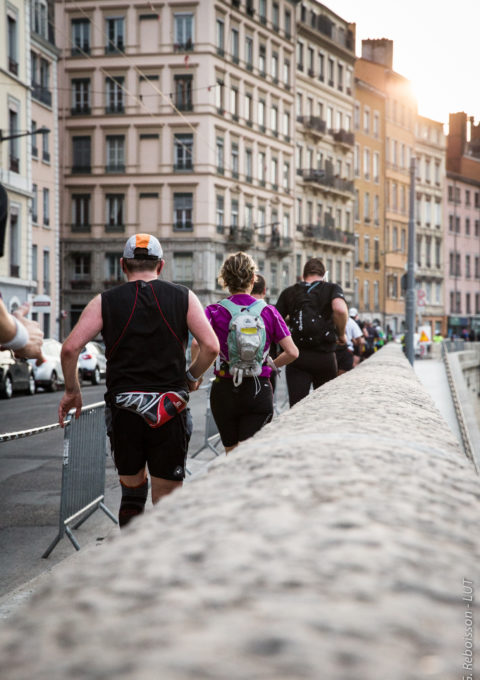 Course à pied 35 km - Lyon Urban Trail – Trail Urbain – LUT - © Gilles Reboisson