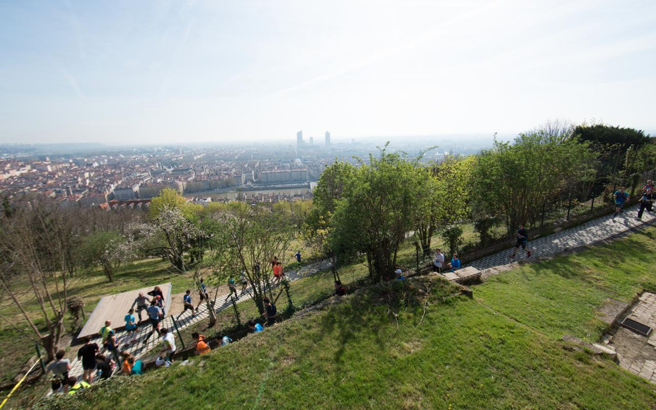 Lyon Urban Trail – Trail Urbain – LUT - © Gilles Reboisson