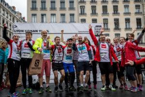 Challenge entreprise - Lyon Urban Trail – Trail Urbain – LUT - © Gilles Reboisson