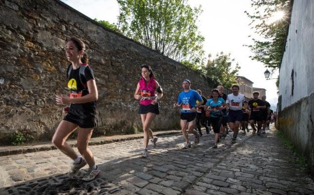 Epreuve 14 km - Lyon Urban Trail – Trail Urbain – LUT - © Gilles Reboisson