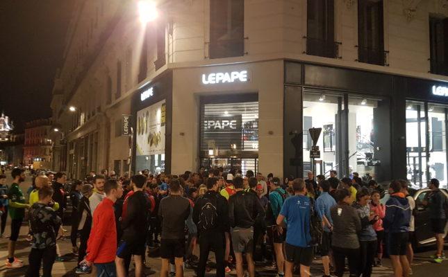 Partenaire Lepape - reconnaissances - Lyon Urban Trail – Trail Urbain – LUT