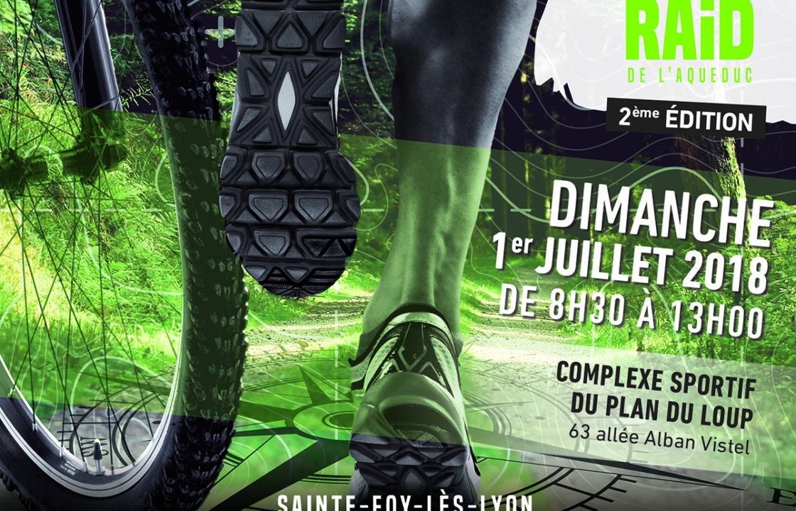 Raid de l'aqueduc - Lyon Urban Trail – Trail Urbain – LUT